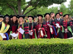 Department of Rehabilitation Sciences Post Professional DSc Students Graduate in Record Numbers