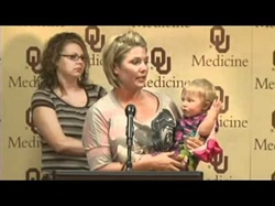 OU Research Tests Device That Helps Disabled Infants Crawl