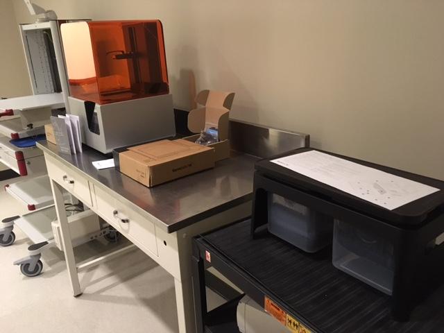 MIRS 3D Printing Lab
